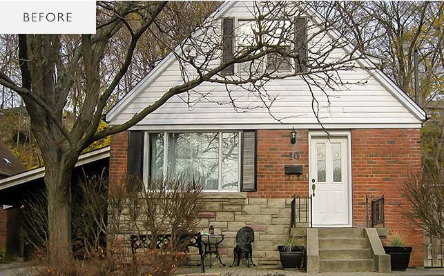 Home Before Renovation