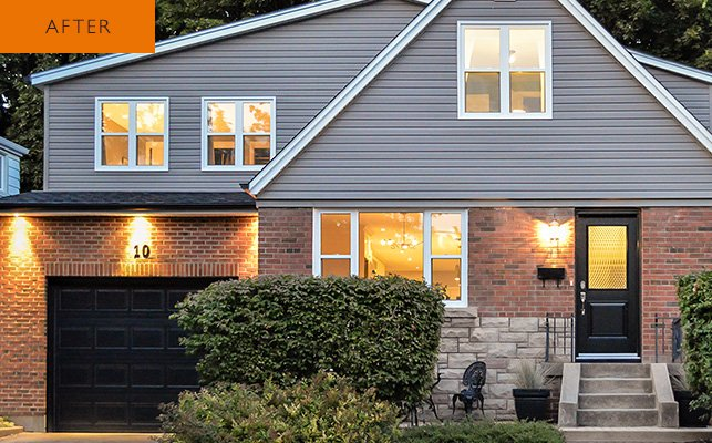 Home After Renovation