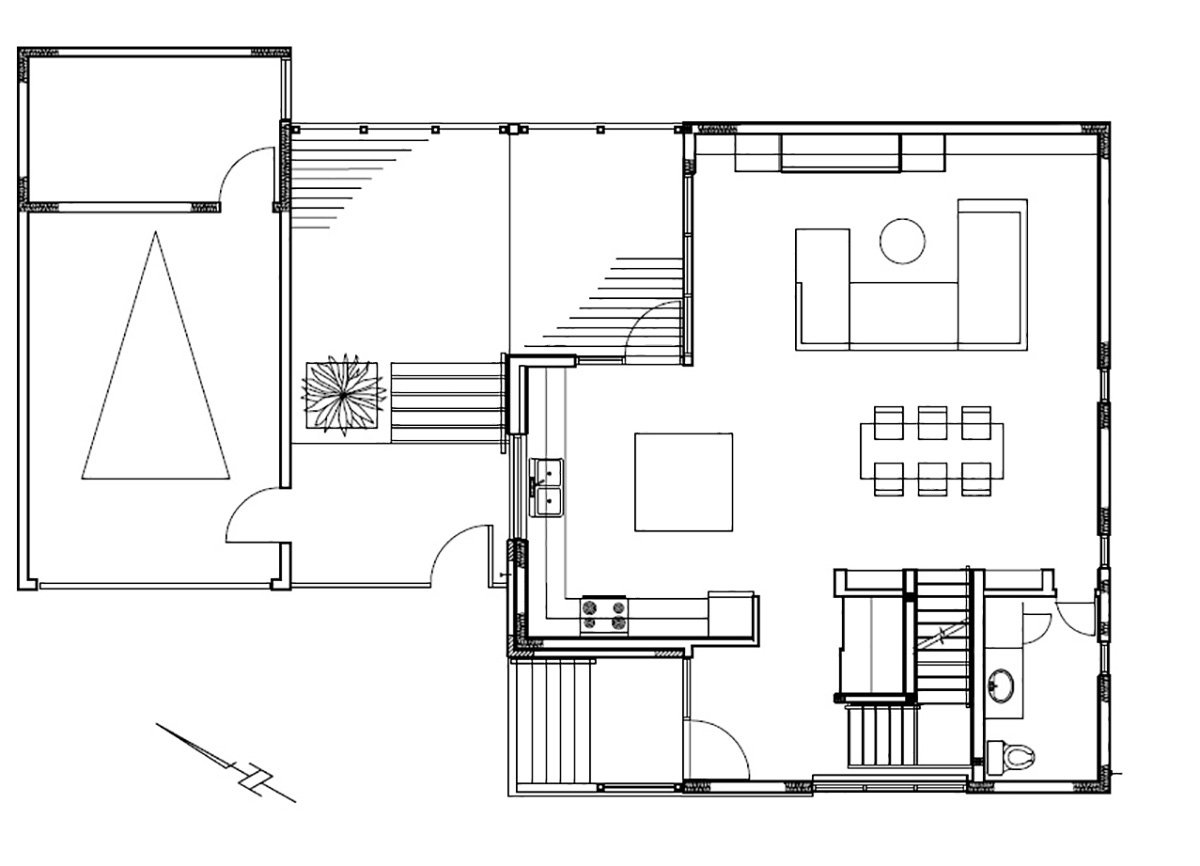 Ground Floor - Project Plans